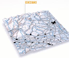 Isesaki Japan Map Nonanet - Isesaki map