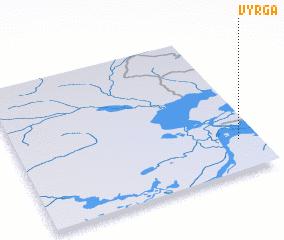 3d view of Vyrga