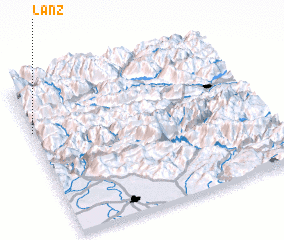 3d view of Lanz