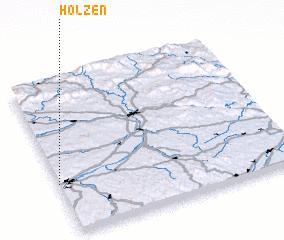3d view of Holzen