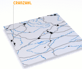 3d view of Cranzahl