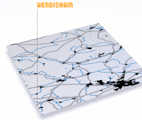 3d view of Wendishain