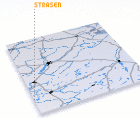 3d view of Strasen