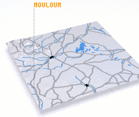 3d view of Mouloum