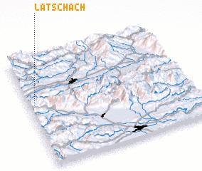3d view of Latschach
