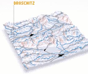 3d view of Dröschitz