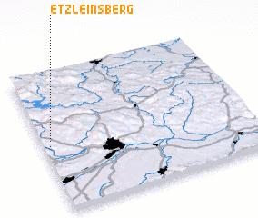 3d view of Etzleinsberg