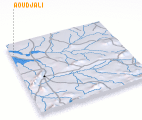 3d view of Aoudjali
