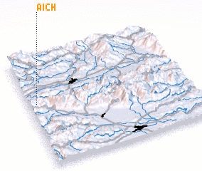3d view of Aich