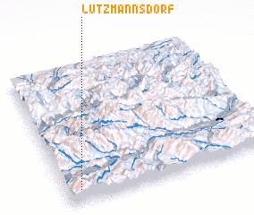 3d view of Lutzmannsdorf