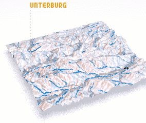 3d view of Unterburg