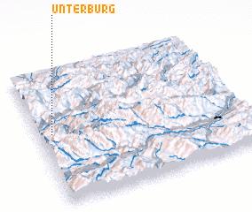 3d view of Unterburg