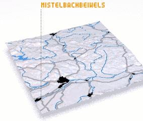 3d view of Mistelbach bei Wels
