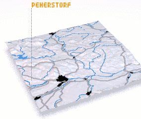 3d view of Peherstorf