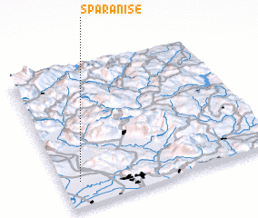 3d view of Sparanise
