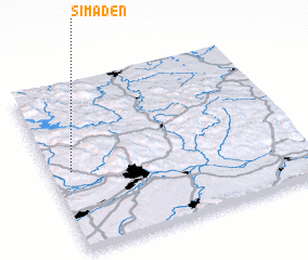 3d view of Simaden