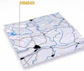 3d view of Simaden