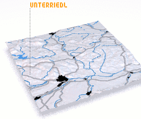 3d view of Unterriedl