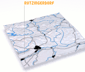 3d view of Rutzingerdorf