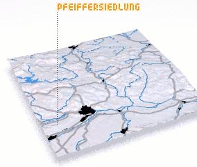 3d view of Pfeiffersiedlung
