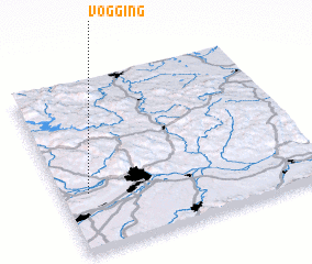 3d view of Vogging