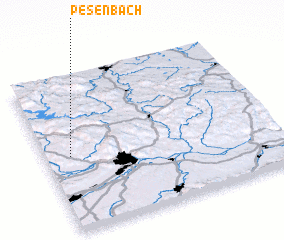 3d view of Pesenbach