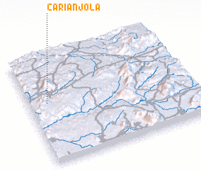 3d view of Carianjola