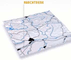 3d view of Marchtrenk