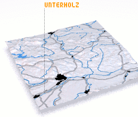 3d view of Unterholz