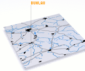 3d view of Bühlau