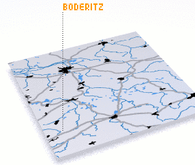 3d view of Boderitz