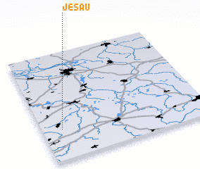 3d view of Jesau