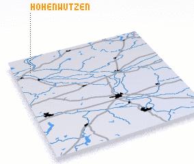 3d view of Hohenwutzen