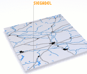 3d view of Siegadel