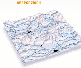 3d view of Obergöriach