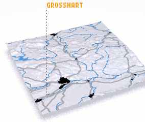 3d view of Großhart