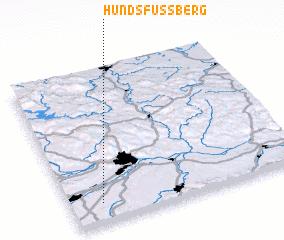 3d view of Hundsfussberg
