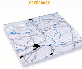 3d view of Oberndorf