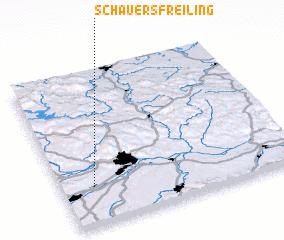 3d view of Schauersfreiling