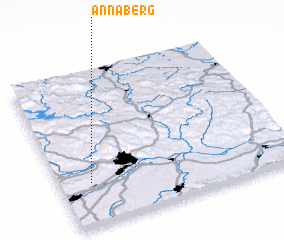 3d view of Annaberg