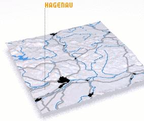 3d view of Hagenau