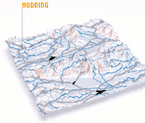 3d view of Mödring