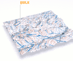 3d view of Quilk