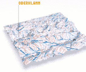 3d view of Oberklamm