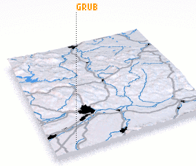 3d view of Grub