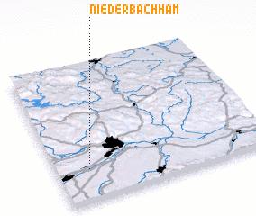 3d view of Niederbachham