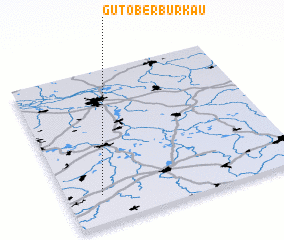 3d view of Gut Oberburkau