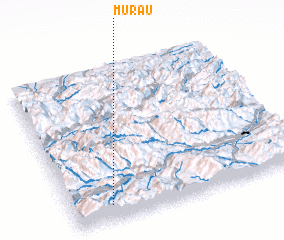 3d view of Murau
