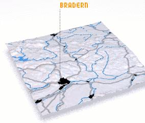 3d view of Bradern