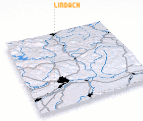 3d view of Lindach